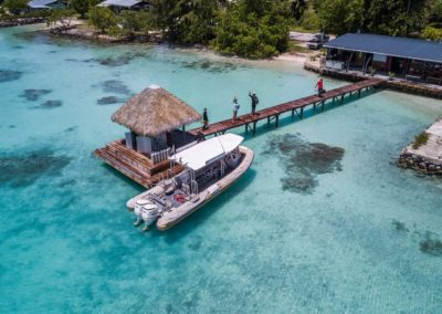 Blue Honeymoon dive in Fakarava with Topdive Polynesia