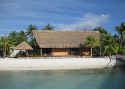 Topdive's Bora Bora center