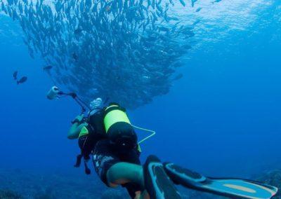 Nitrox diving in Moorea with Topdive © Sylvain-GIRARDOT